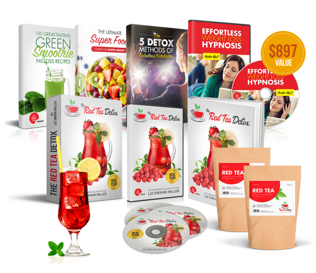 Red Tea products